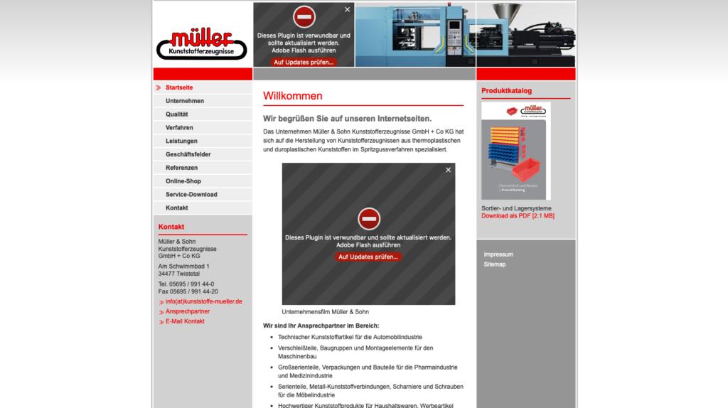 mueller-und-sohn-alte-website
